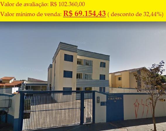 Apartamento Em Marilia, Abaixo Do Mercado