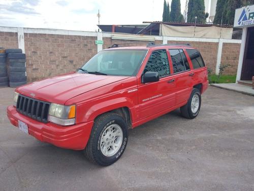 Imagen 1 de 11 de Jeep Grand Cherokee 1998 Limited L6 4x2 At
