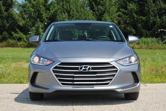 Hyundai Elantra 2017 Como Nuevo
