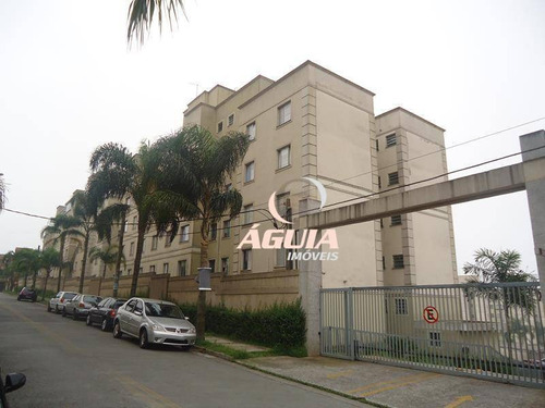 Apartamento Com 2 Dormitórios À Venda, 45 M² Por R$ 230.000 - Parque São Vicente - Mauá/sp - Ap2316
