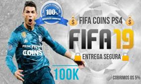 Fifa Coins Ps4 Fifa 19 Coins 100k Moedas Ut Ps4