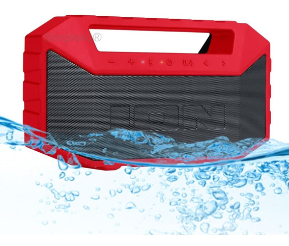 Boombox Flutuante Estéreo Bluetooth Prova D