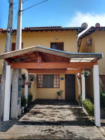 Sobrado De Condomínio Com 2 Dorms, Jardim Jacinto, Jacareí - R$ 230 Mil, Cod: 8683 - V8683