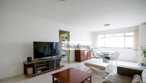 Apartamento Com 2 Dormitórios À Venda, 82 M²  - Ipiranga - São Paulo/sp - Ap3693