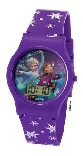 Avon Reloj Digital Disney Frozen Para Niña Con Pila Incluida