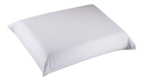 Travesseiro Fibrasca Silicomfort Favos De Mel 50x70