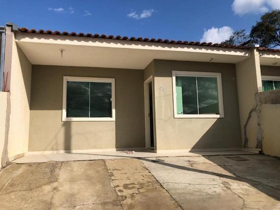 Casa Em Jardim Bela Vista, Campo Largo/pr De 51m² 2 Quartos Para Locação R$ 700,00/mes - Ca603253