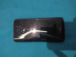Um Celular Moto G6 Normal 64gb