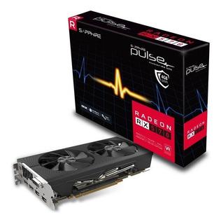 Tarjeta De Video Pci Radeon Rx 570 4gb Sapphire Pulse Hdmi