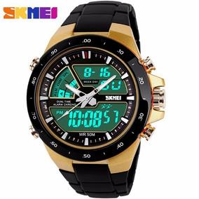 Relógio Masculino Skmei 1016 Original
