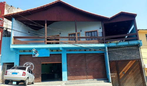 Imagem 1 de 30 de Casa Com 3 Dormitórios Com Suíte Com 2 Salões Comerciais À Venda, 480 M² Por R$ 905.000 - Parque Paraíso - Itapecerica Da Serra/sp. Consulte-nos! - Ca0321