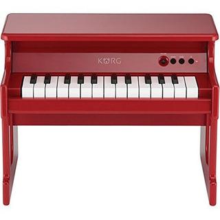 Korg Tinypiano Digital Juguete Piano Rojo