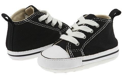 Converse Kids Chuck Taylor Core Ox Black Tenis Bebe
