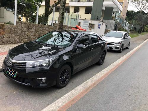 Imagem 1 de 6 de Toyota Corolla 2017 2.0 16v Dynamic Flex Multi-drive S 4p