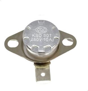 Termostato Ksd301 250v 10a Nc Cerámica (elegir Grados)