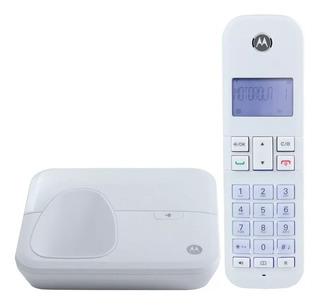 Telefone Digital Sem Fio Motorola Moto 4000w C/ Viva Voz