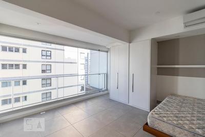 Studio No 11º Andar Com 1 Dormitório E 1 Garagem - Id: 892931193 - 231193
