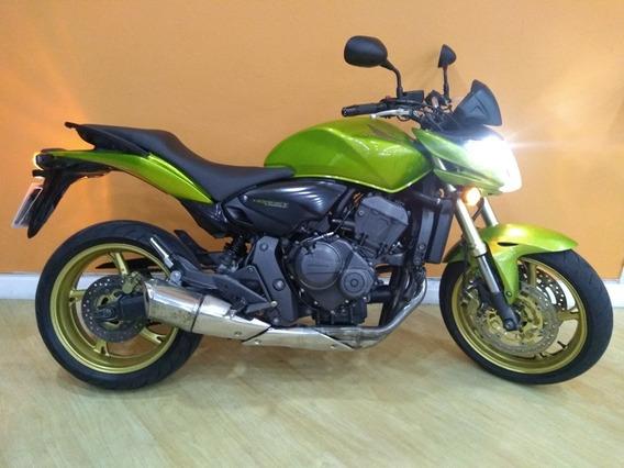 Honda Hornet 600 2011 Verde