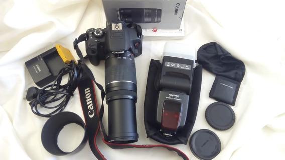 Máquina Fotográfica Profissional