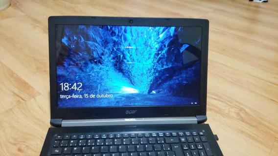 Notebook Acer Aspire 5 Processador I5 / 4gb De Ram / 1tb