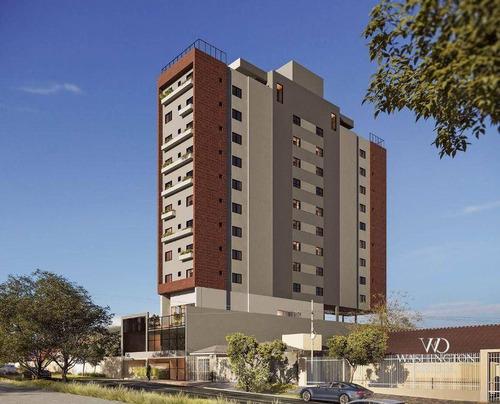 Imagem 1 de 30 de Apartamento À Venda, 62 M² Por R$ 284.900,00 - Centro - São José Dos Pinhais/pr - Ap0762