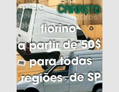 Carreto Apartir De 50 Para Toda Sp