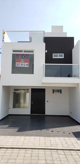 Casa Nueva En Fraccionamiento