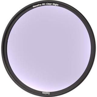 Haida 72 Mm Filtro De Noche Clara Nanopro Mc Reducción De L