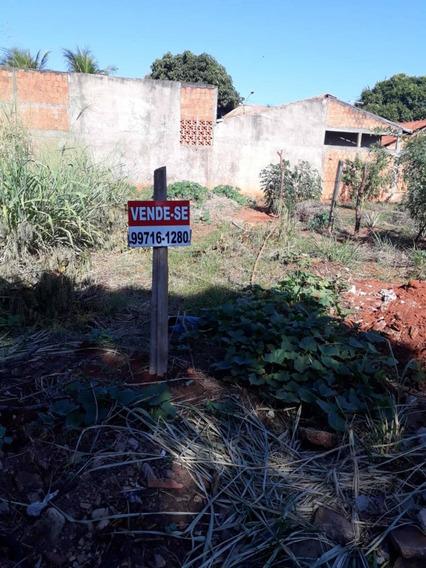 Terreno Em Presidente Epitácio Vendo 12x17