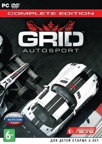 Grid Autosport Complete ( Mídia Física ) Pc - Dvd