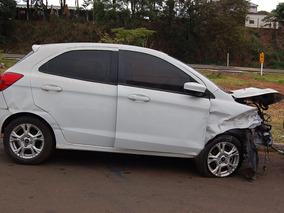 Sucata Ford Ka 1.5 16v 2015