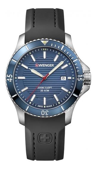Relógio Masculino Suíço Wenger Linha Seaforce 01.0641.119