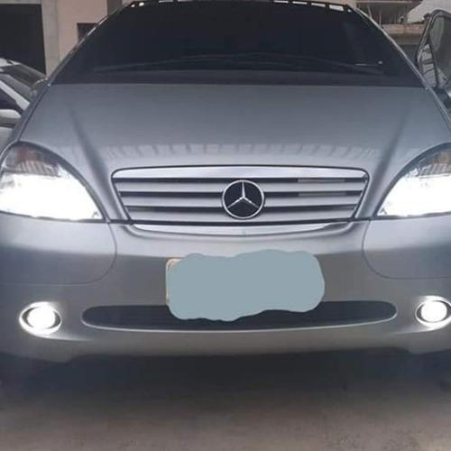 Imagem 1 de 9 de Mercedes-benz Classe A 2004 1.6 Classic 5p