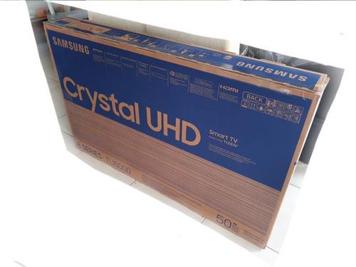 (samsung Tv 50  Crystal50tu8000gxzd 4k (retirada No Local)