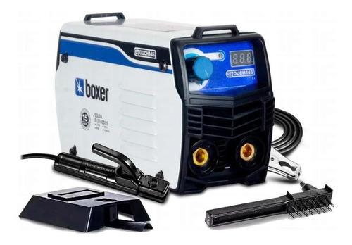 Máquina De Solda Inversora Touch 145 140a - Boxer-1510026