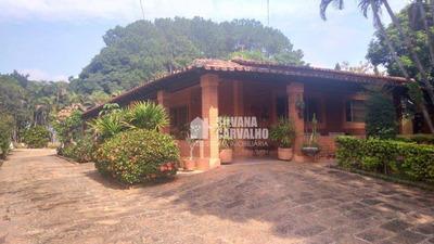 Chácara À Venda No Condomínio Chácaras Flórida Em Itu - Ch0435