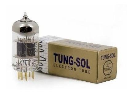 Valvula Tung Sol 12ax7 Para Presonus Pre Amplificador Russia