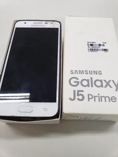 Samsung Galaxy J5 Prime 32gb Funcionando 100% Vidro Trincado
