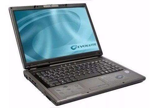 Notebook Evolute Sfx35 Intel Dual Core T1400 Hd500 Ram 2gb