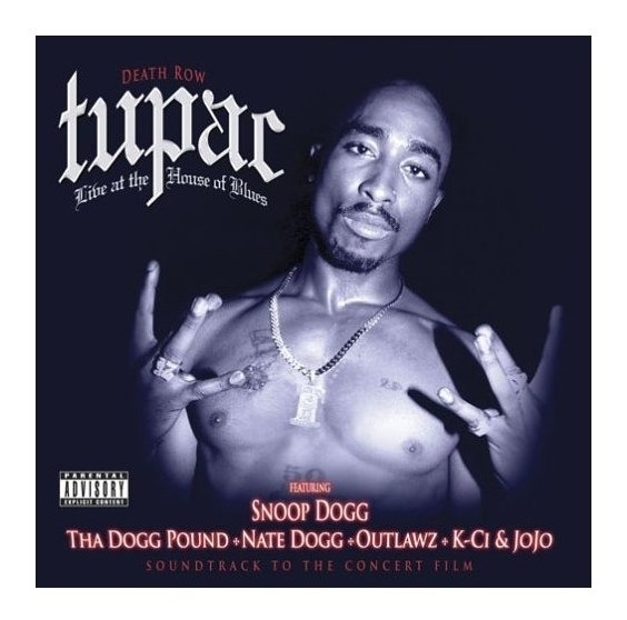 Shakur Tupac ( 2pac ) Live At The House Of Blues Import Cd