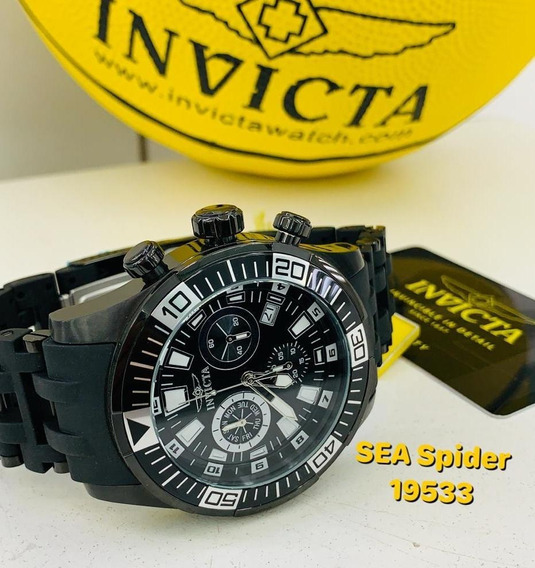 Relogio Masculino Sea Spider 19533 Original