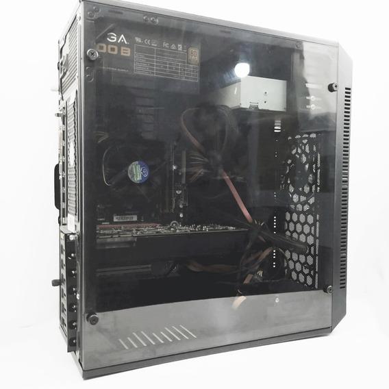 Cpu Gamer, Intel I3 4130, Ssd 240,8 Gb, Ddr3, Gts 240 (2074)