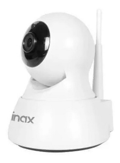Camara Ip Hd Seguridad Wifi Robotica Dinax - La Plata