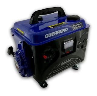 Generador Portatil Guerrero 800 Watt 4 Tiempos Nafta