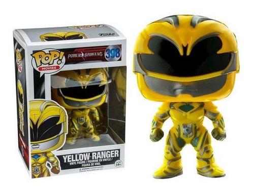 Funko Pop Movies Power Rangers Yellow Range #398