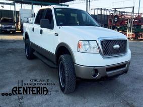 Ford Lobo Lariat 4x4 2006 Automatica 5.4l Bien Cuidada