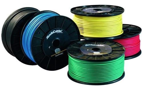 Warwick Rcl 10300 D6 Blk. - Cables
