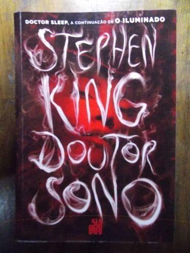 Livro Doutor Sono Stephen King