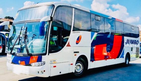 Ônibus Rodov.-marcopolo Paradiso 1200 - O500 R- Completo