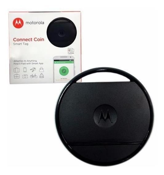Localizador Motorola Ac001 Smart Tag Com Bluetooth